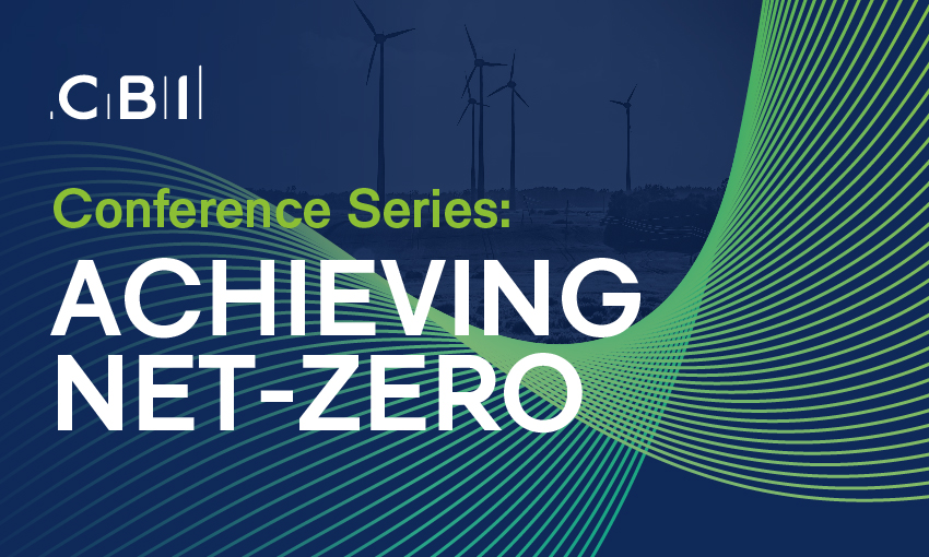 Conference Series: Achieving net-zero